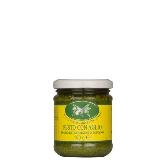Immagine di Pesto con aglio