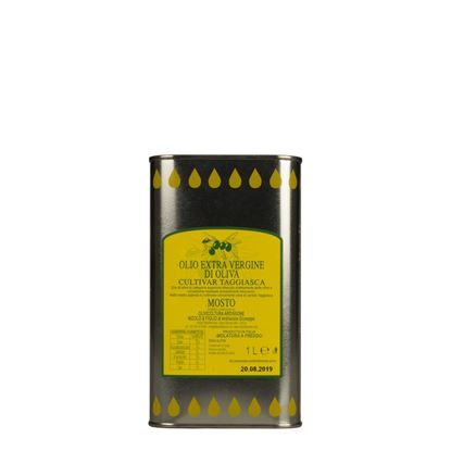 Picture of Extra Virgin Olive Oil - Taggiasca Cultivar - Must